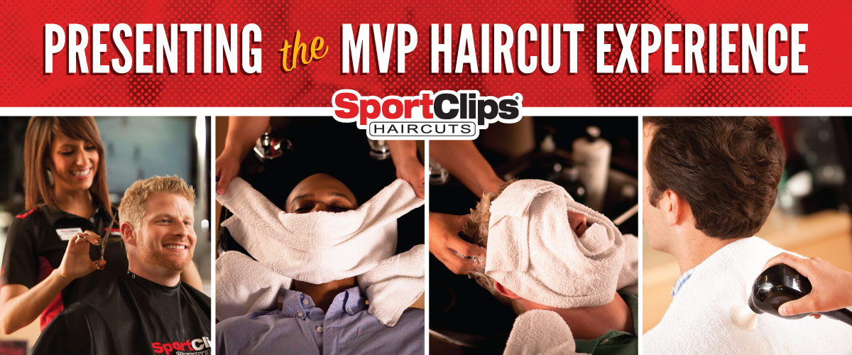 The Sport Clips Haircuts of Lafayette - North Ambassador Caffery MVP Haircut Experience